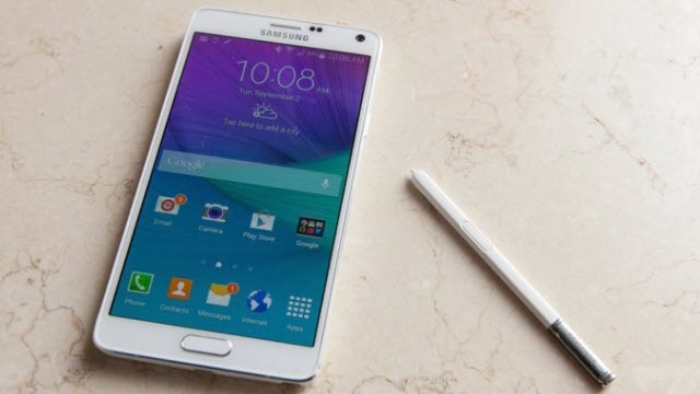 Samsung Galaxy Note 4'ün Türkiye Satış Fiyatı Ne Olacak?