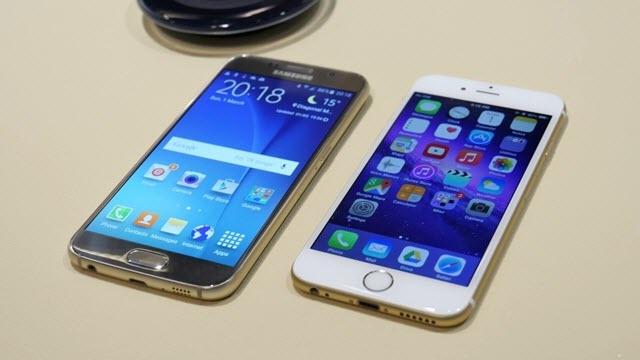 Samsung Galaxy S6 ve iPhone 6 Karşılaştırması