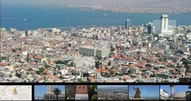 Street View ve Photo Sphere Görüntüleri Artık Websitelere Gömülebilecek