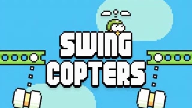 Swing Copters'ın Klonları Google Play'i İstila Etti