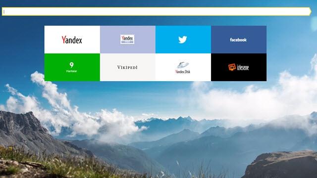 Yandex.Browser'ın Alpha Versiyonu Alışılmışın Dışına Çıkan Arayüzüyle Dikkat Çekiyor