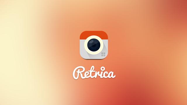 Retrica Fotoğraflarınızdan Logo Nasıl Kaldırılır?