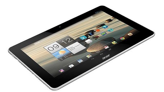 Acer Iconia A3 Tablet Resmen Duyuruldu