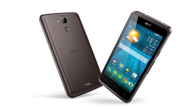Acer, 64-Bit ve 4G'li Akıllı Telefonunu CES 2015'te Tanıttı