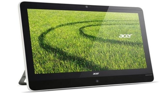 Acer, Hepsi Bir Arada Bilgisayarı Z3-600'ü Tanıttı