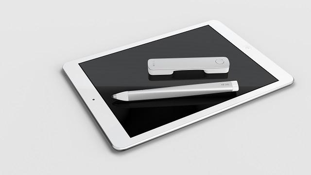 Adobe'den iPad Kullanıcılarına Özel Dijital Kalem ve Cetvel: Ink ve Slide