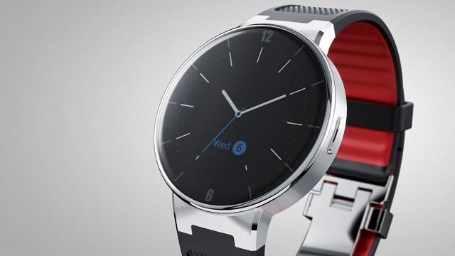 Alcatel'den iOS ve Android Cihazlarla Uyumlu Akıllı Saat