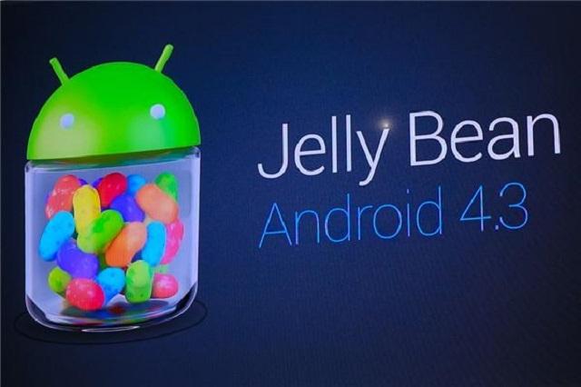 Android 4.3 Resmen Tanıtıldı