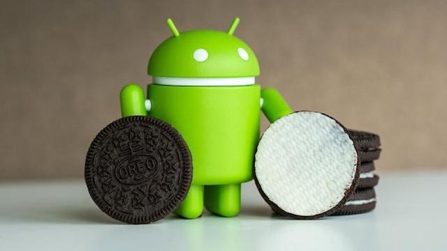 Android O 8.0'ın Adı OREO Oldu