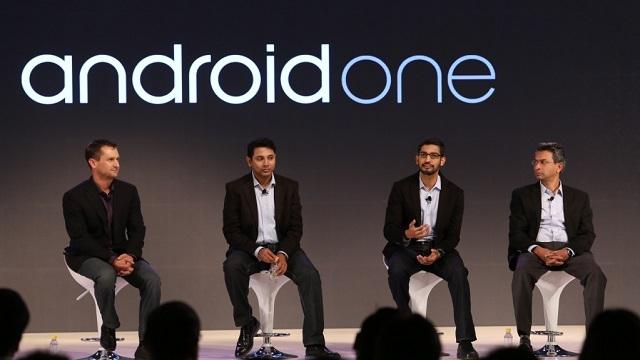 Google, Android One Telefonlarını Hindistan'da Tanıttı