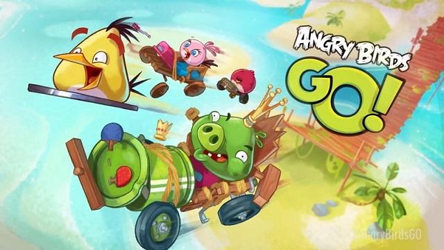 Angry Birds'ü Artık Arkadaşlarınızla Oynayabileceksiniz