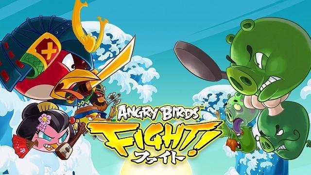 Angry Birds Fight! Oyunu Şimdiden Android ve iOS'ta 1 Milyon İndirmeye Ulaştı