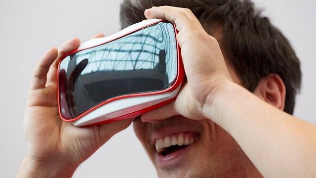 Apple'ın Sanal Gerçeklik Gözlüğü Satışta