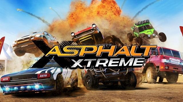 Asphalt Xtreme Android ve iOS İçin Çıktı, Hemen İndirip Çılgın Yarışlara Katılın
