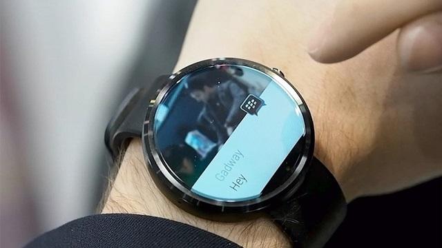 BlackBerry Messenger Çok Yakında Android Wear Desteğine Kavuşacak