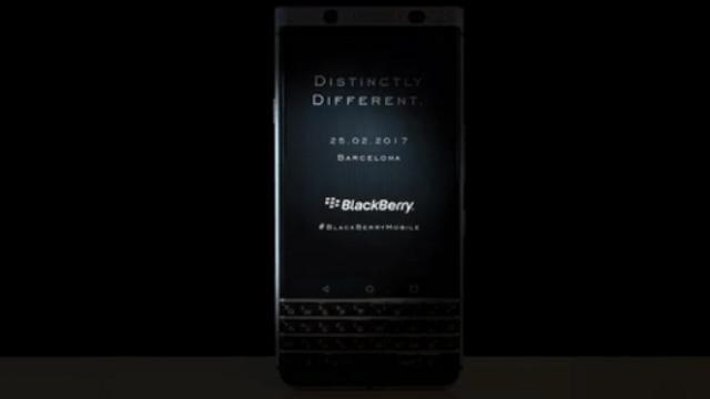 BlackBerry Mercury Tanıtım Tarihi Açıklandı