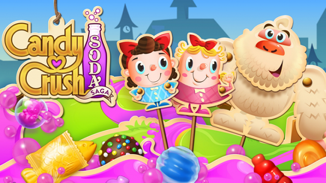 Candy Crush Soda Saga Windows 10 Platformunda, Hemen İndirin!