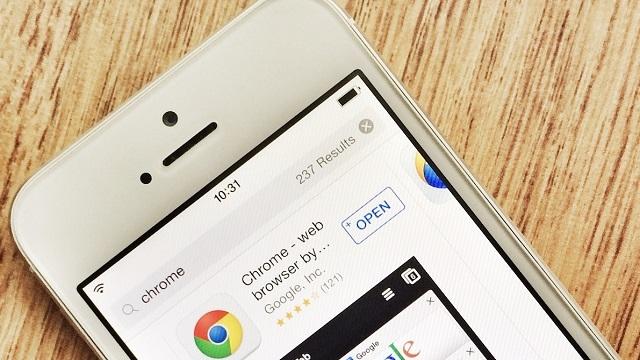 Google Chrome iOS Cihazlarda Artık Çok Daha Hızlı ve Kararlı