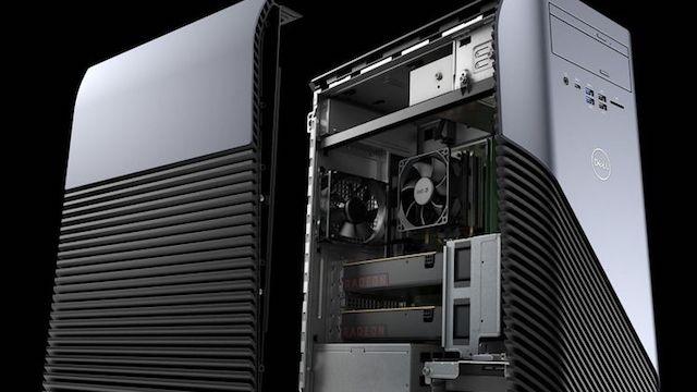 Dell'den VR Ready Bütçe Dostu Masaüstü Oyun Bilgisayarı