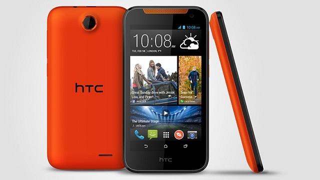 HTC, Giriş Seviyesi Akıllı Telefonu Desire 310'u Duyurdu