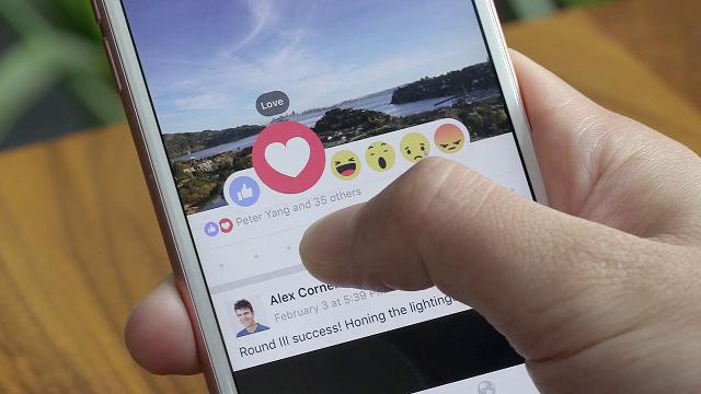 Facebook Beğen Butonu Değişti, Artık Gönderilere Farklı Reaksiyonlar Gösterebileceğiz