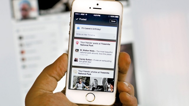 Facebook iOS Uygulamasına Çevrimdışı Paylaşma Özelliği Geldi