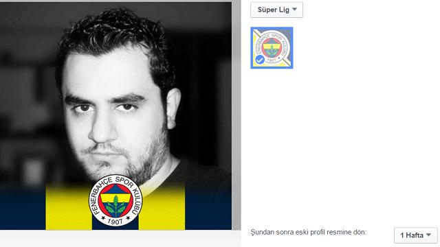 Facebook GameFace ile Takımınızın Renklerini Profil Fotoğrafınıza Bağlayın