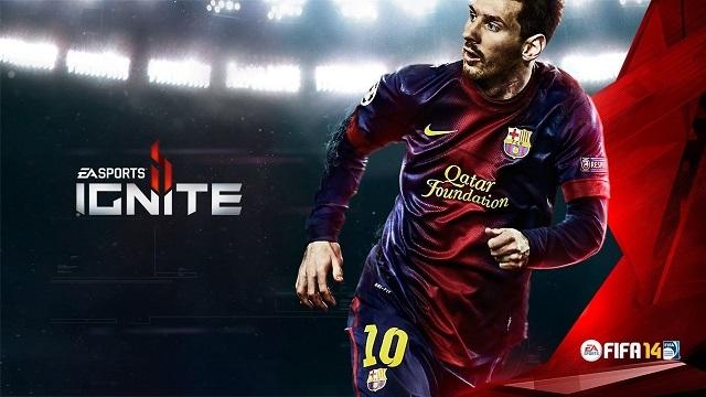 FIFA 14'ün İlk Yaması Şimdiden Hazır