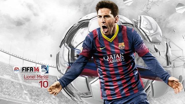 FIFA 17'nin Kapağında Messi Yer Almayacak