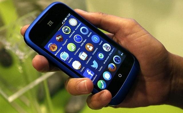 Firefox OS'lu İlk Telefonlar Satışta