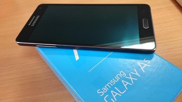 Samsung Galaxy A5 2015, Android Marshmallow Güncellemesini Aldı