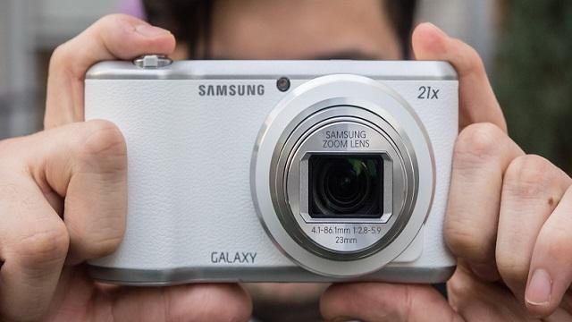 Samsung Galaxy Camera 2 Resmen Duyuruldu