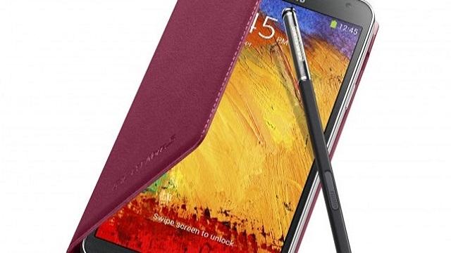 Samsung Galaxy Note 3 Resmen Tanıtıldı