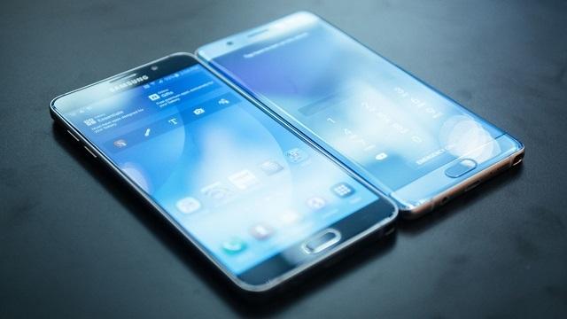 Samsung Galaxy Note 7 ve Galaxy Note 5 Karşılaştırması