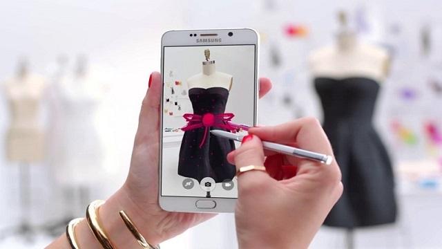 Samsung Galaxy Note 7 Kalemi S Pen Neler Sunacak?