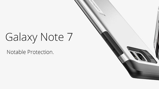 Samsung Galaxy Note 7'nin Teknik Özellikleri Sızdırıldı