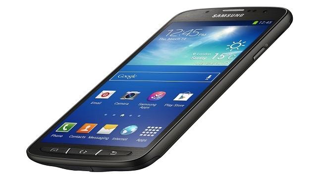 Samsung, Suya ve Toza Dayanıklı Galaxy S4 Active'i Duyurdu