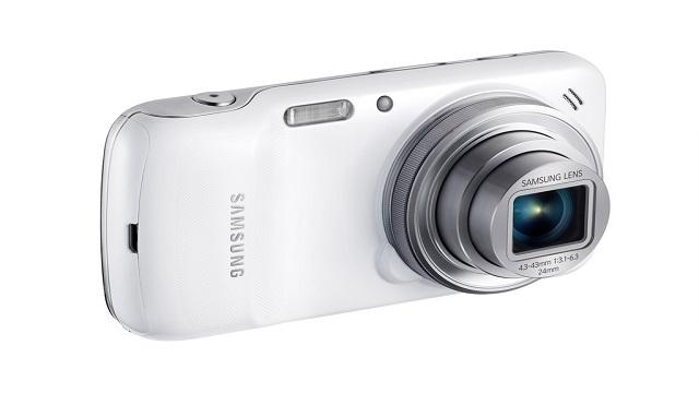 Samsung, 16 Megapiksel Kameralı Galaxy S4 Zoom'u Duyurdu
