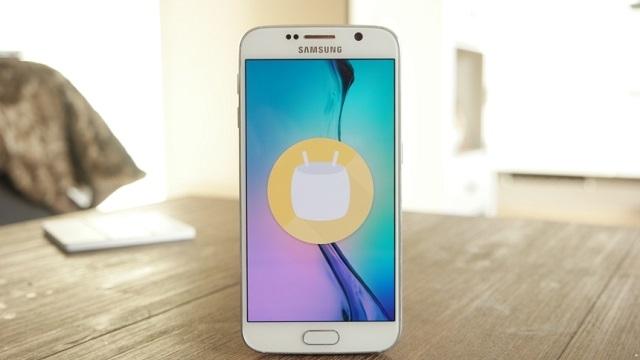 Samsung Galaxy S6 ve S6 Edge Kullanıcıları Android Marshmallow'a Kavuştu