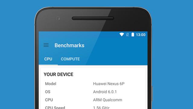 Geekbench 4 Yeni Test Seçeneğiyle Android İçin Yayınlandı