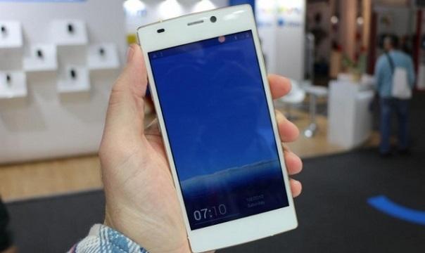 Dünyanın En İnce Akıllı Telefonu, 18 Mart'ta Çin'de Satışa Sunulacak