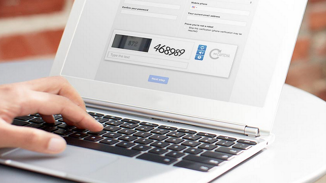 Google, Yeni Captcha Sistemi İle Okunamayan Güvenlik Kodlarına Son Verecek