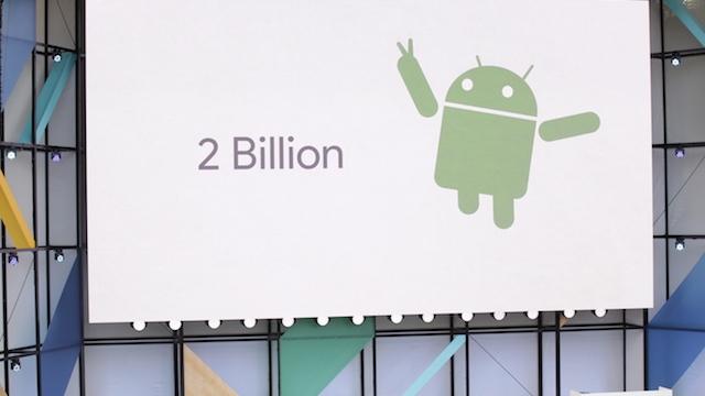 Aktif Android Kullanıcı Sayısı 2 Milyarı Geçti