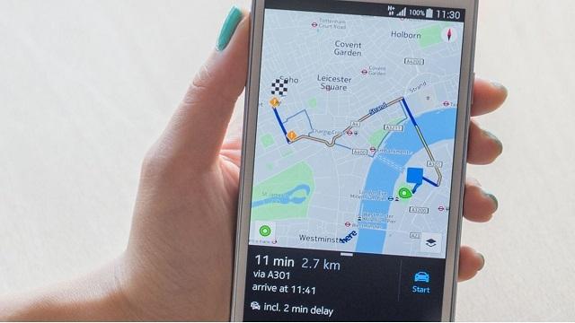 Nokia HERE Maps Tüm Android Telefonlar İçin İndirilmeye Açıldı