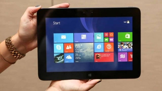 HP, Windows 8.1'li İlk Tabletini Satışa Sundu
