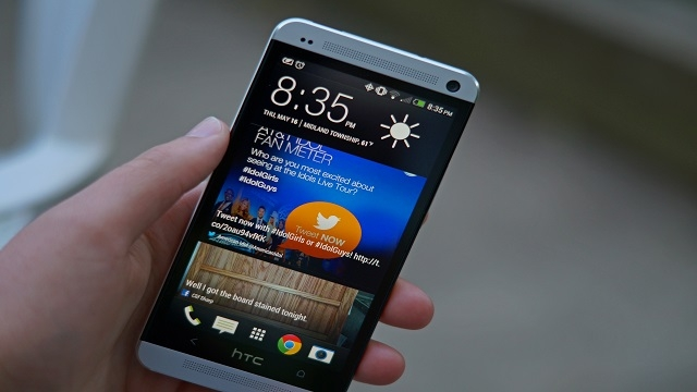 HTC One için Android 4.2.2 Güncellemesi Yolda