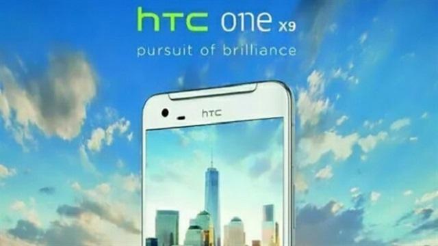 HTC One X9 Görselleriyle Sızdırıldı