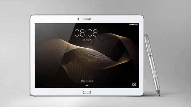 Huawei, M2 10.0 Android Tabletini CES 2016'da Tanıttı