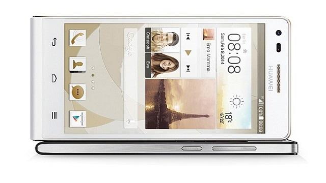 Huawei Ascend P7 Mini Resmen Duyuruldu