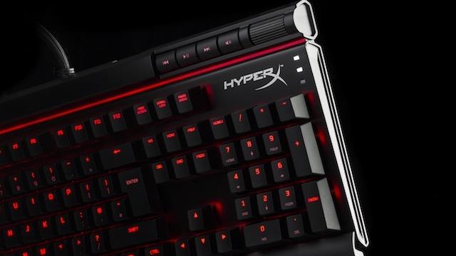 HyperX'den İki Yeni Oyuncu Klavyesi Daha